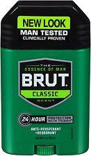 Brut Oval Solid Anti-perspirant & Deodorant - 2 Oz