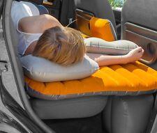 Materassino per Auto Gonfiabile 2posti con presa Universale sedili posteriori