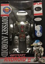NEW VINTAGE ROBOT MIKEY II INFRARED RAY ODYSSEY ANDROID  ODY-2006 ORIGINAL NEW