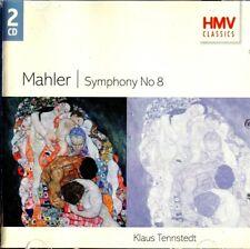 Mahler - Symphony No. 8  -  CD, VG