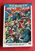 Justice League vs Suicide Squad Megaband Helden Antihelden Killer DC ungelesen