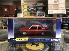Vanguards Ford Lotus Cortina MK2 Twin Cam Red RHD 1/43 MIB Ltd Ed VA04117