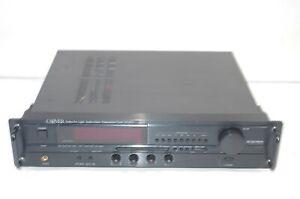 Vintage Carver Model CT-27v Dolby Pro Logic Preamp Processor