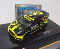 FORD FIESTA RS WRC #46 ROSSI RALLY MONZA 2014 1/43 IXO RAM603