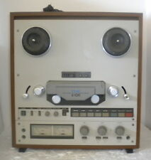 Teac X-10R Dual Capstan Stereo Reel to Reel Tape Recorder ~ X10R ~ Vintage
