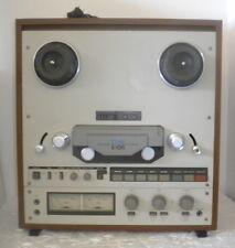Teac X-10R Dual Capstan Stereo Reel to Reel Tape Recorder ~ X10R ~ Vintage