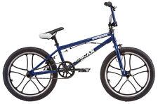 20 in Mongoose Boy's BMX Freestyle Bike Scan R30, Blue