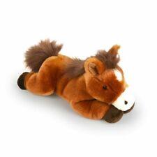 Korimco 45cm Cuddles Horse Soft Animal Plush Stuffed Toy Kids/children 3y Brown