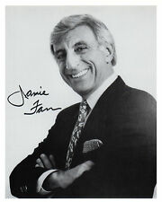 AMERICAN ACTOR JAMIE FARR HAND SIGNED B&W 10 X 8 PHOTOGRAPH