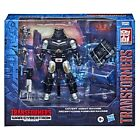 TRANSFORMERS WAR FOR CYBERTRON DELUXE COVERT AGENT RAVAGE & MICROMASTER HASBRO