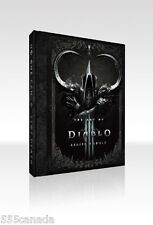 The Art of Diablo III 3 Reaper of Souls No One Can Stop Death - Book NEW SEALED