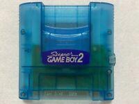 Nintendo Super GameBoy 2 Super Famicom SNES retro video game Accessories FedEx