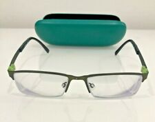 Specsavers Prescription Eyeglasses Carbon Frames/Case