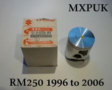RM250 PISTON 1996 to 2006 12110-37E20-0F0 RM 250 OEM PART POLISHED (174)