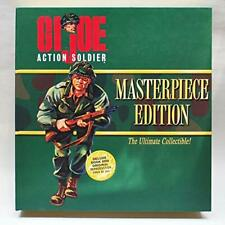GI Joe Masterpiece Edition The Ultimate Collectible - Action Soldier with Del...