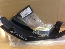 KTM  SXF 350 SXF350  2011-2014 ACERBIS MX PLASTIC SKID GLIDE PLATE SUMP GUARD