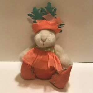 """Muffy Vanderbear 8"""" Tall - Muffy Happy Vanderhare with Tag Jointed Stuffed"""