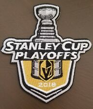 2018 Vegas Golden Knights NHL Embroidered Stanley Cup Playoffs Patch 2018 Jersey