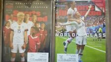 USA Women's Soccer World Cup Sports Illustrated Championship + Preview: 2 Issues