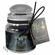 Invoking Spell Candle 9cm - Dragon's Blood