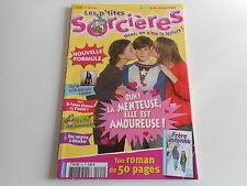 LES P'TITES SORCIERES N° 94 FEVRIER 2008 - OUH LA MENTEUSE, ELLE EST AMOUREUSE