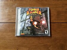 Tomb Raider Chronicles With Level Editor PC Perfect With Booklet