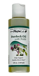 Burdock Oil with Nettle Oil 120ml/4.0 fl oz