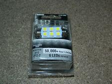 (1) NEW DORMAN 212W-SMD DOME BACKUP COURTESY TRUNK GLOVE BOX LIGHT BULB