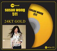Susan Wong - 511 (24kt Gold Mqa-cd) [New CD] Ltd Ed