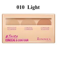 Rimmel Insta Highlight Conceal & Contour Palette 8.4 g - 10 Light (NEW)