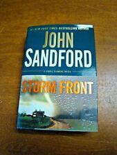 JOHN SANDFORD STORM FRONT HARDCOVER BOOK VIRGIL FLOWERS #7