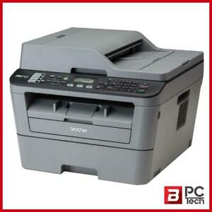 Brother MFC-L2730DW 2.7inch Touch Mono MultiFunction Laser Printer