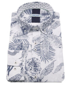 New Mens Guide London White Snake Shirt Size 3XL  £29.99 or best offer RRP £85