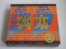 THE BEST OF ONE NIGHT IN HOLLYWOOD EAST VOL.2 HONG KONG 3CD ITALO DISCO EUROBEAT