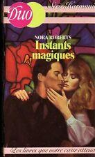 nora roberts - instants magiques - les livres que votre coeur attend
