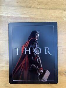 Marvel Thor Blu Ray Steelbook