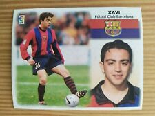 Este Liga 99/2000 new sticker Rookie (2nd Year) # Xavi Hernández - FC Barcelona