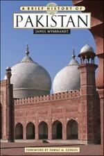 Book A Brief History of Pakistan by James Wynbrandt 2008 Paperback