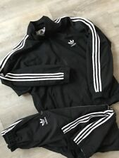 Schwarzer Adidas Trainingsanzug Gr.L Top Zustand