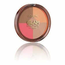 Loreal Glam Bronze La Terra Healthy Glow Bronzing Powder Medium Speranza 02 new