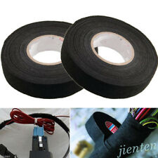 Automotive Wire Harness Adhesive Electrical High Temp Weft Cable  Fabric Tape