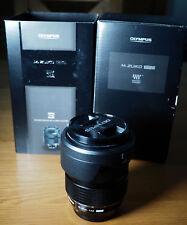 OLYMPUS M. Zuiko Digital Lente 12‑40mm 1:2 .8 Pro ED para cámaras Olympus M43 Nr!