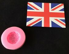 Silicome Football Mould For Cake Decorating