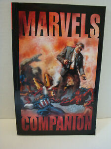 MARVEL: MARVELS COMPANION, TPB, c2014, VF, 1ST PRINTING, GRAPHIC NOVEL