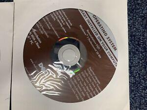 Dell Window 7 Professional Original 32- Bit Software