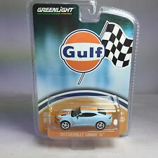 1/64 Greenlight 2017 Chevrolet Chevy Camaro Gulf Oil #29908