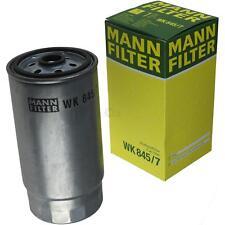 Original Homme-Filtre carburant filtre fuel filter WK 845/7