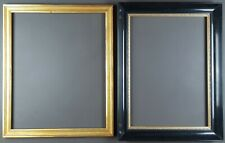 Lot Cadres Format 45 cm x 37 cm (Proche 8F) 43 cm x 30 cm Frames Rahmens Cornice
