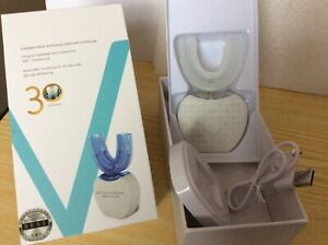 360 degrees intelligent electric toothbrush with cold light.