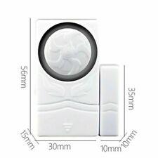Wireless Alarm Home Shop Entry Security Door Window Magnetic Contact Sensor New